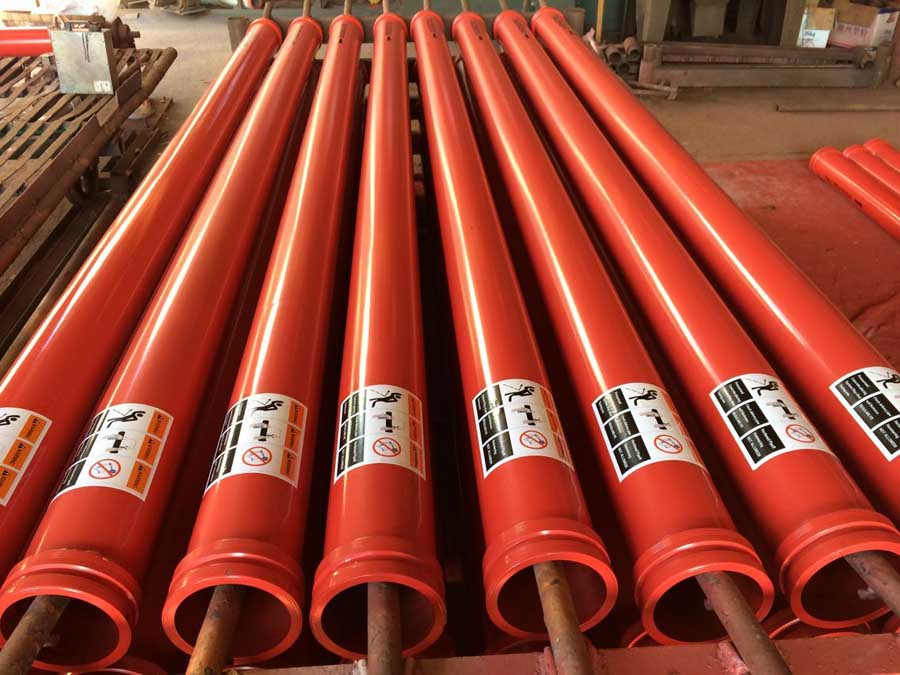 twin wall pipe suppliers