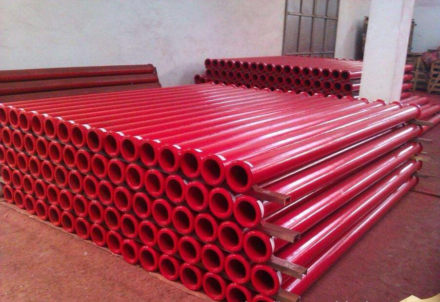 concrete pump tubes is controlled by market demand