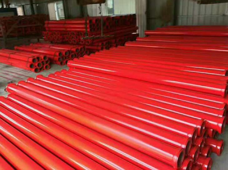 How to promote the development of industrialization of wear-resistant pump tube construction in China?